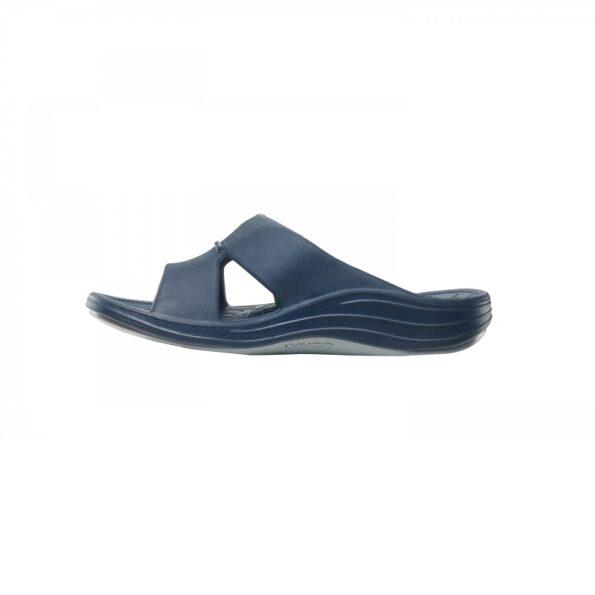 Мъжки ортопедични чехли цвят морско сини