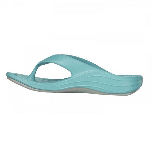 Дамски ортопедични джапанки цвят светло син