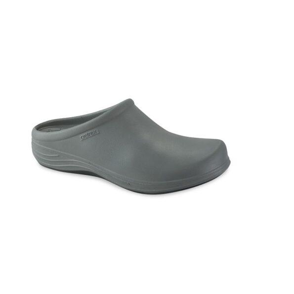 Дамски ортопедични чехли клогс цвят сив