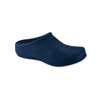 Анатомично Дамско сабо-клогс цвят син