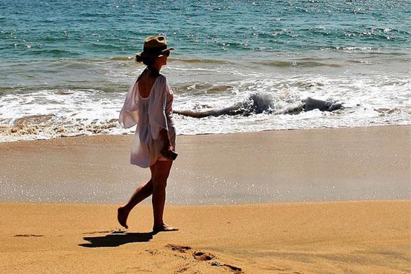 морски плаж