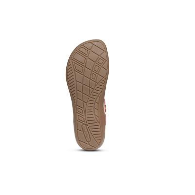 Дамски сандали BAILEY SLINGBACK - цвят червен